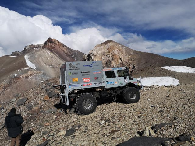 Alliance 392 in the Mountains