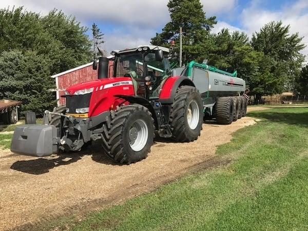 Koop Tractor