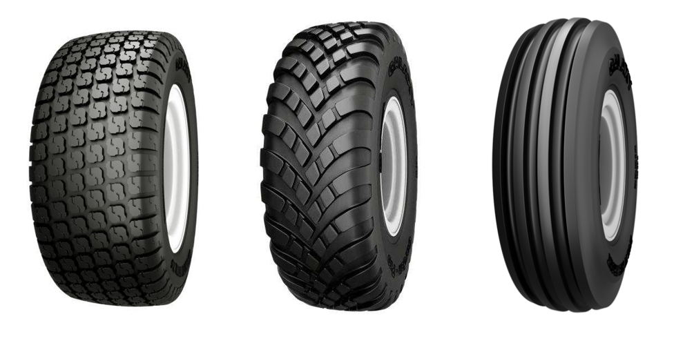 galaxt mower tires