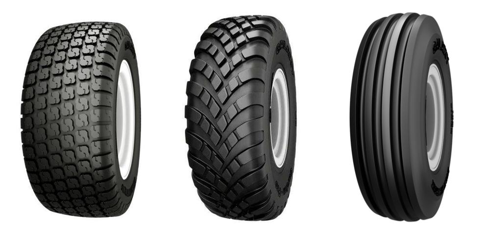 galaxt mower tires